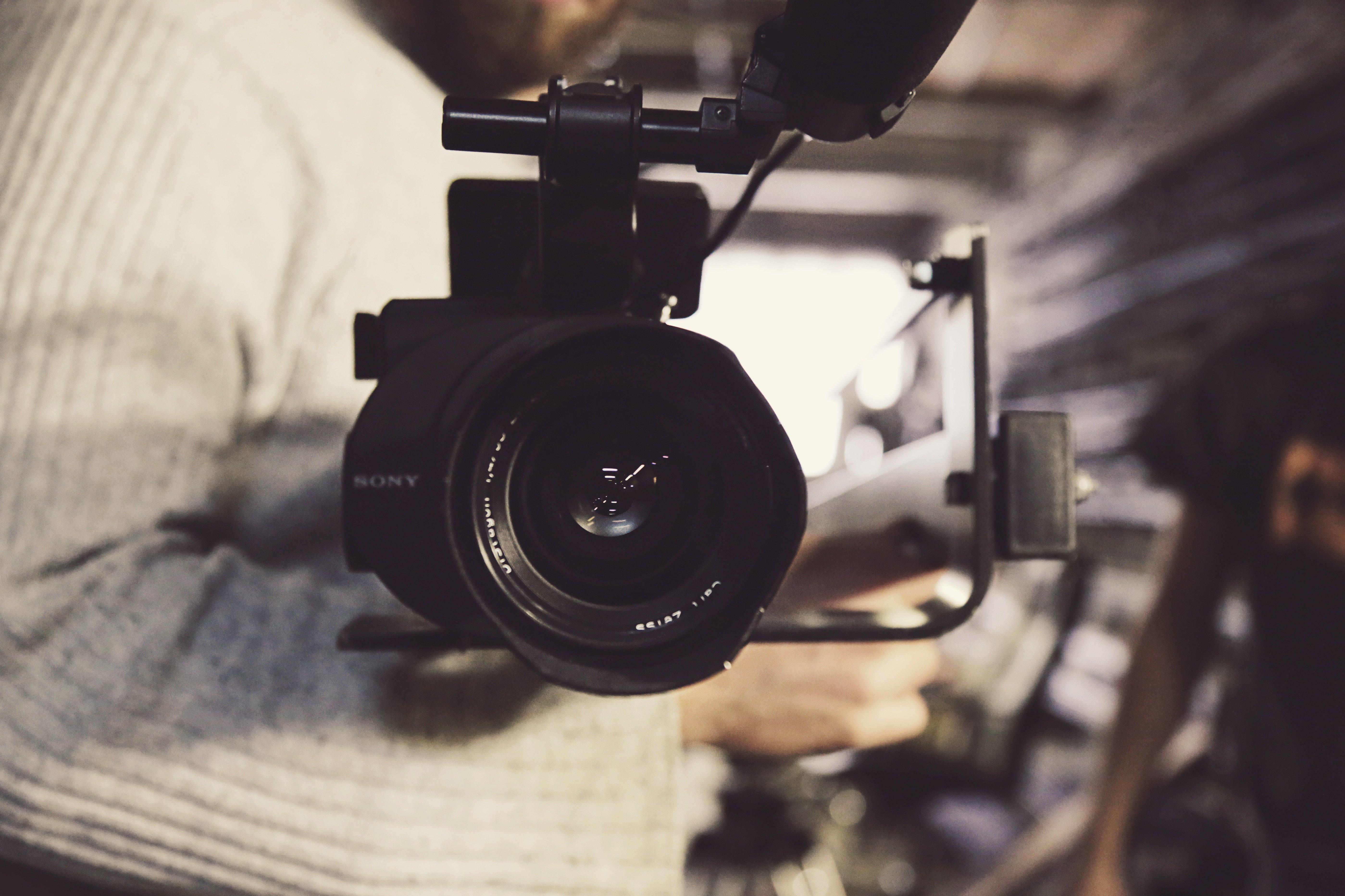 camara video frontal
